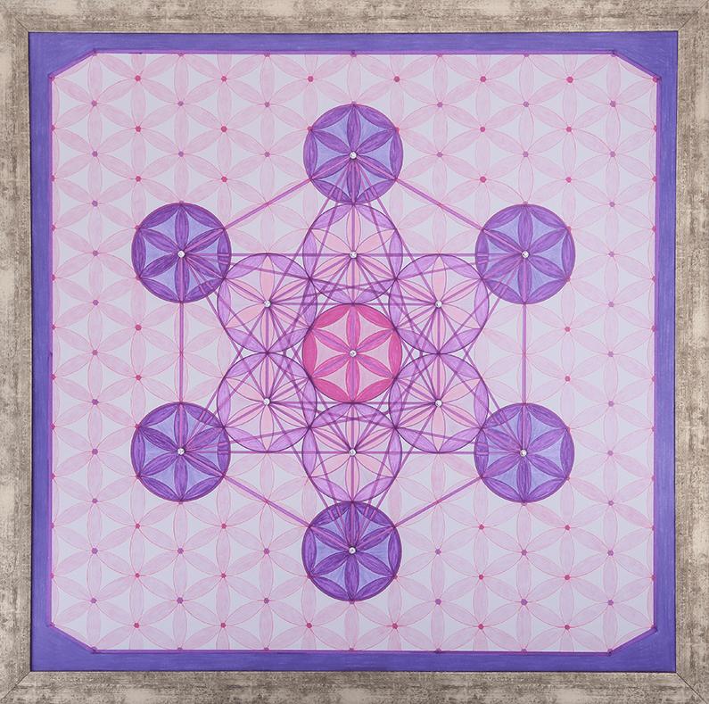 A Chama Violeta da Transmutação