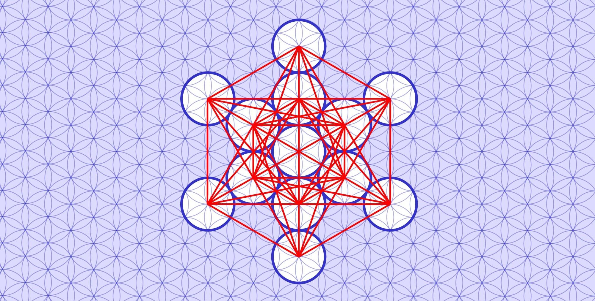 3. Metatron's Cube